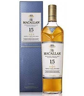 The Macallan 15 Triple Cask Matured