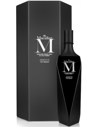 Macallan M Black Decanter 2017 Release