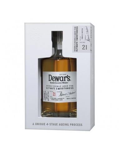 Dewar´s 21 Blended Scotch Whisky