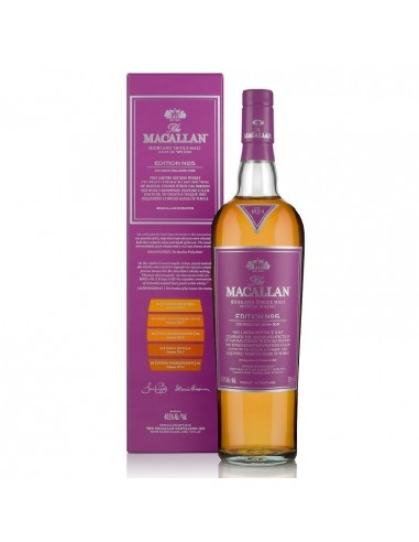 The Macallan Edition nº 5 Whisky