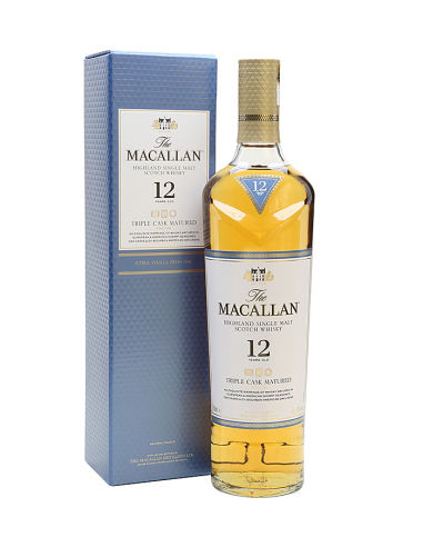 THE MACALLAN TRIPLE CASK MATURED 12...