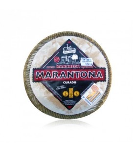 Marantona Cured Manchego Cheese 1Kg.