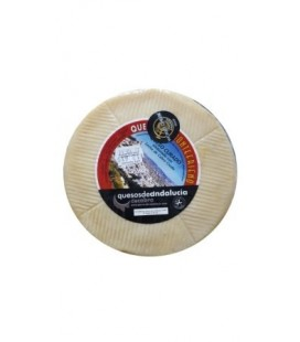 Hard cheese made from goat's Rawmilk, 1300g