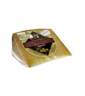 Marantona Cured Manchegocheese Wedge, 250g.