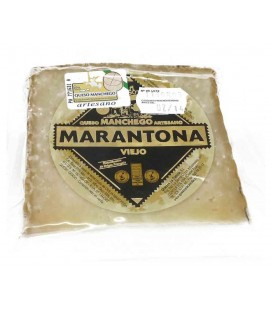 Old Marantona Manchego cheese Wedge 250g