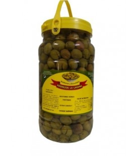 Sliced Green Olives 7500G