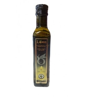 Extra virgin olive oil LOXA 250ml.